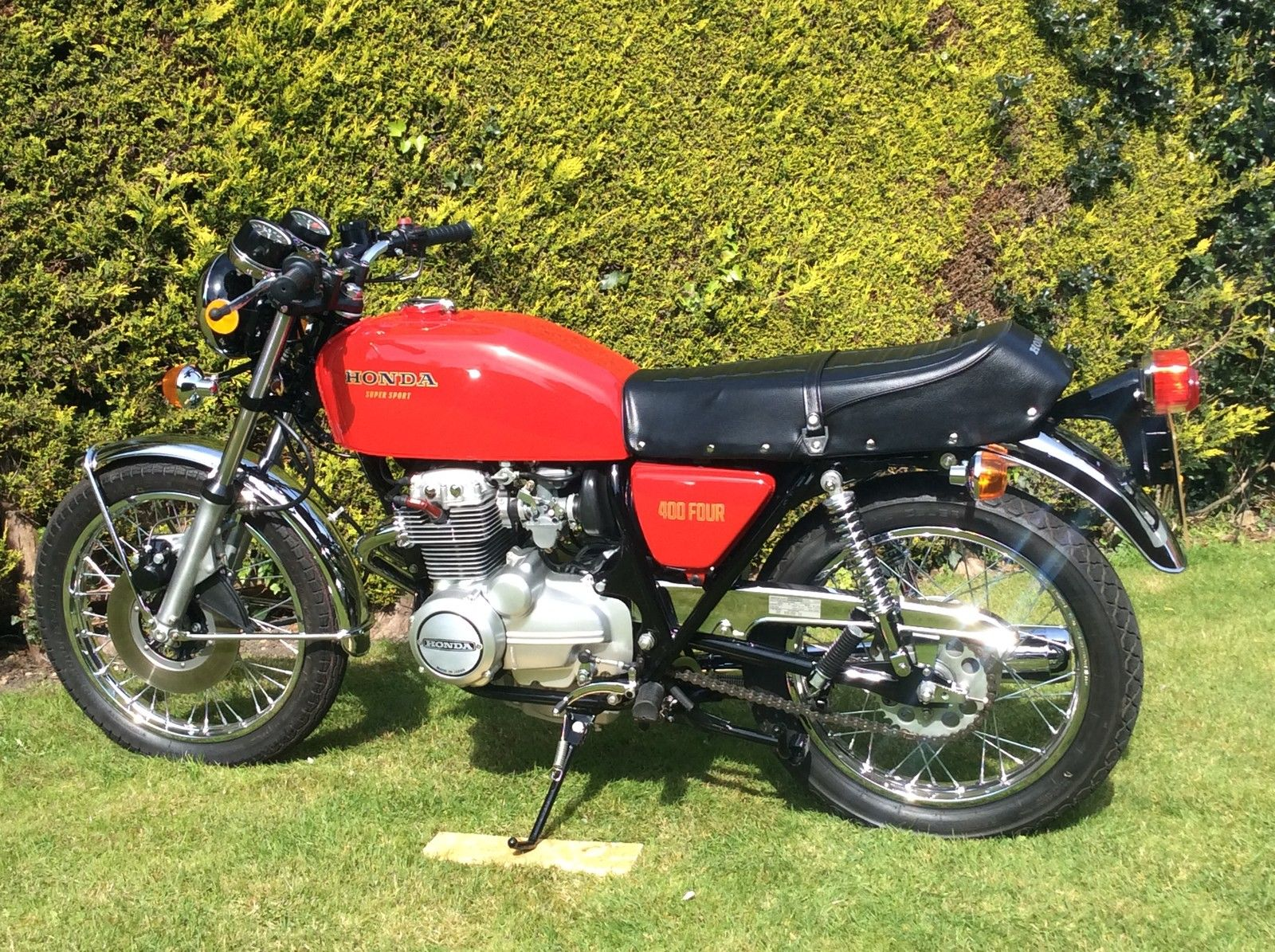 1 of 2free shipping Array - restored honda cb400 four 1975 photographs at  classic bikes rh bikesrestored com