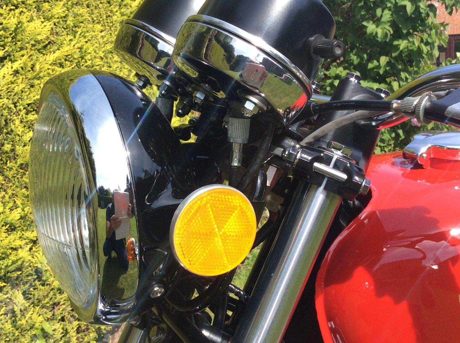Honda CB400 Four - 1975