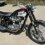 Triumph Bonneville - 1967