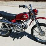 Honda SL90 - 1969