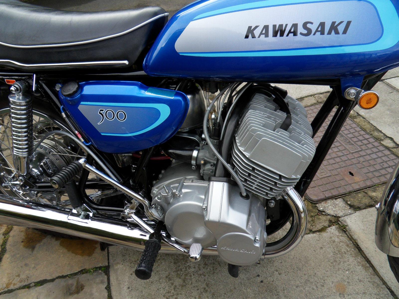 Kawasaki H1A - 1971