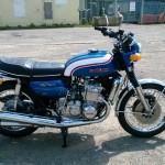 Suzuki GT750K - 1972