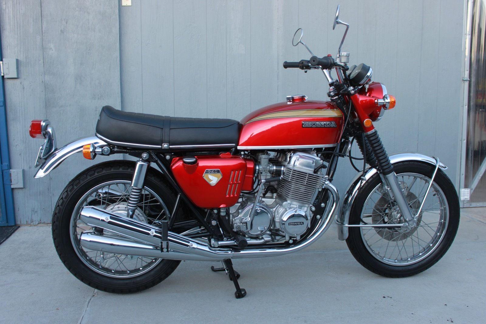 restored honda cb750 1970 photographs at classic bikes restored bikes restored. Black Bedroom Furniture Sets. Home Design Ideas