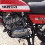 Suzuki TS250 - 1971