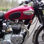 Triumph Bonneville - 1968