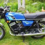 Yamaha RD400E - 1977