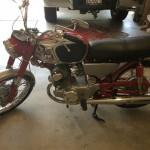 Honda CB160 - 1966