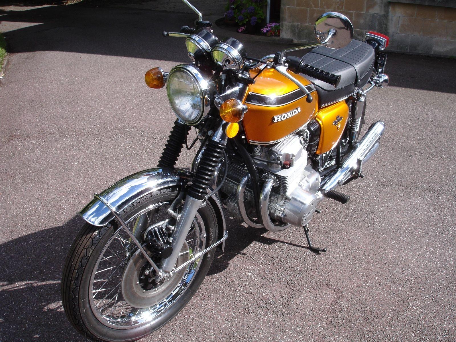 Honda CB750K2 - 1974