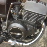 Suzuki GT250X7 - 1979