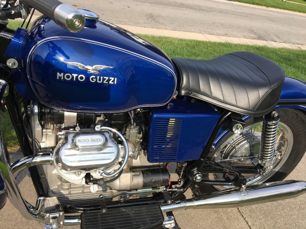 Moto Guzzi Eldorado - 1973