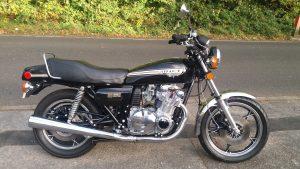 Suzuki GS1000E - 1978