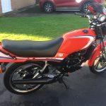 Yamaha RD125LC - 1985