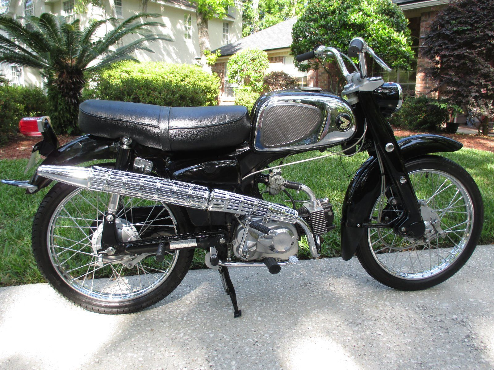 Honda S50 - 1968