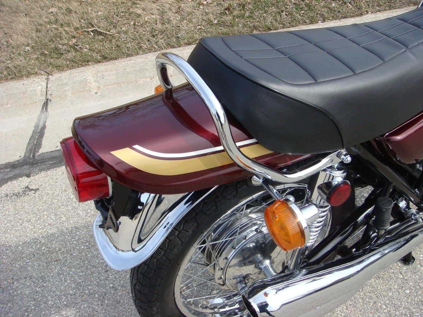 Kawasaki Z900 - 1975