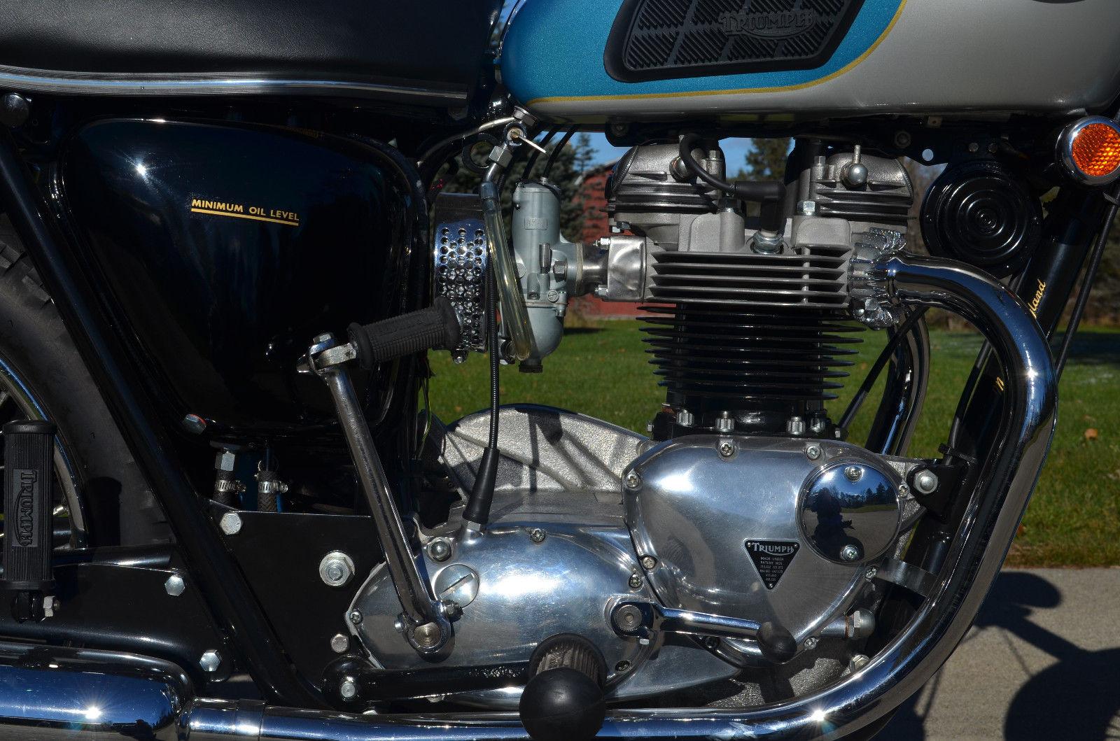 Triumph Tiger - 1968