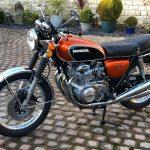 Honda CB500 Four - 1973