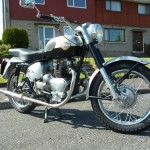 Royal Enfield Meteor Minor De Luxe – 1961