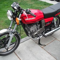 Suzuki GT250 X7 – 1979