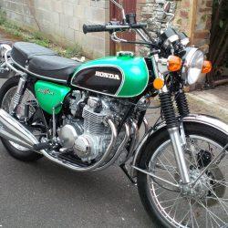 Honda CB500 Four – 1972
