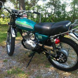 Suzuki TC100 – 1974