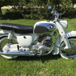 Honda CA77 Dream – 1968