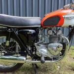 Triumph Tiger 350 – 1967