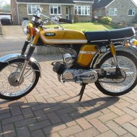 Yamaha SS50 – 1974