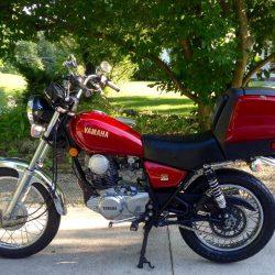 Yamaha SR250 – 1982