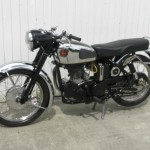 Velocette Venom 500 Electric Start – 1957