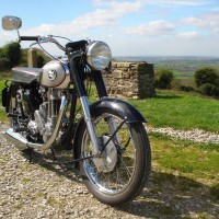 Norton 19S – 1955