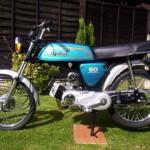 Suzuki AP50 – 1977