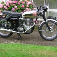 BSA Gold Star – 1958