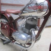 Jawa Perak (Type 11)  – 1954