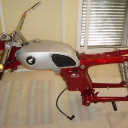 Honda CL70 – 1969