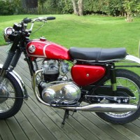 Norton N15CS – 1964