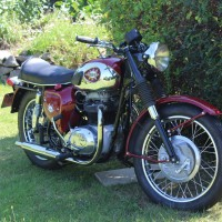 BSA A50 Royal Star – 1970