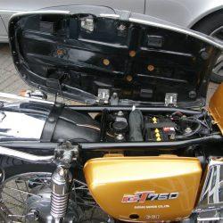 Suzuki GT750A – 1976