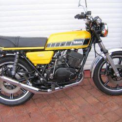 Yamaha RD400 – 1979