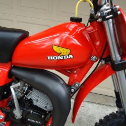 Honda CR125 Elsinore – 1980