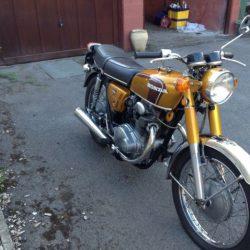 Honda CB250 K3/K4 – 1971