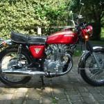 Honda CB450 K3 – 1970