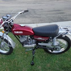 Yamaha CT2 Enduro – 1972