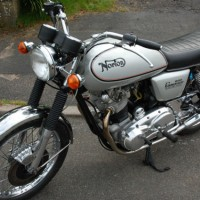 Norton Commando 850 Mk3 – 1978