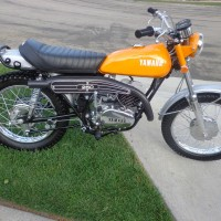 Yamaha DT250 – 1972