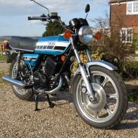 Yamaha RD400C – 1976