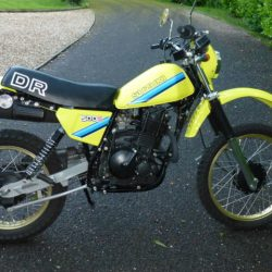 Suzuki DR500 – 1983