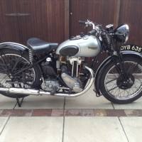 Bmw R35 1954 Restored Classic Motorcycles At Bikes