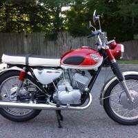 Kawasaki A1 Samurai – 1968