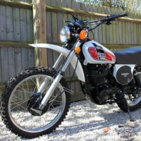 Yamaha XT500 – 1976