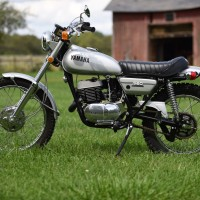Yamaha RT2 360 – 1972